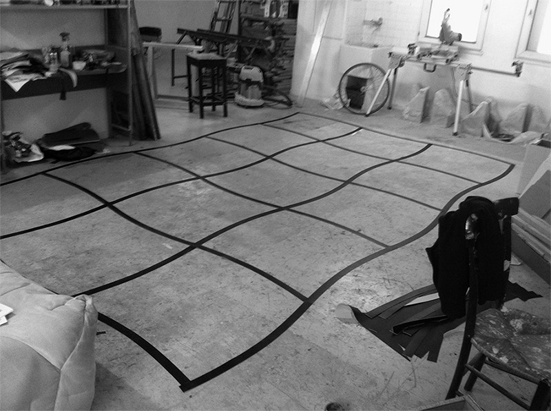 Undulating studio — Maxime Bichon