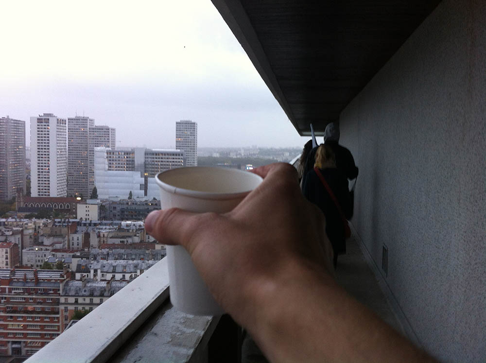 Tea Paris — Maxime Bichon
